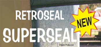 Retroseal - Vermin Proofing
